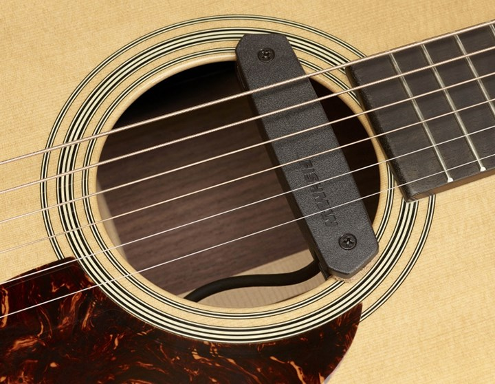 A Closer Look: Fishman Acoustic Guitar Pickups