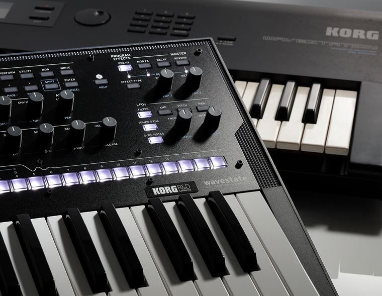 A Closer Look: The Korg Wavestate