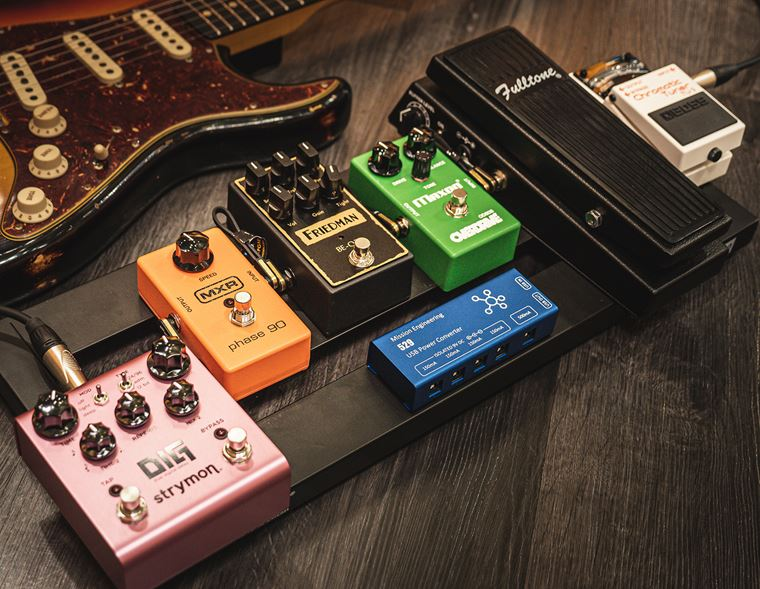 Pedal Week: Building a Pedalboard