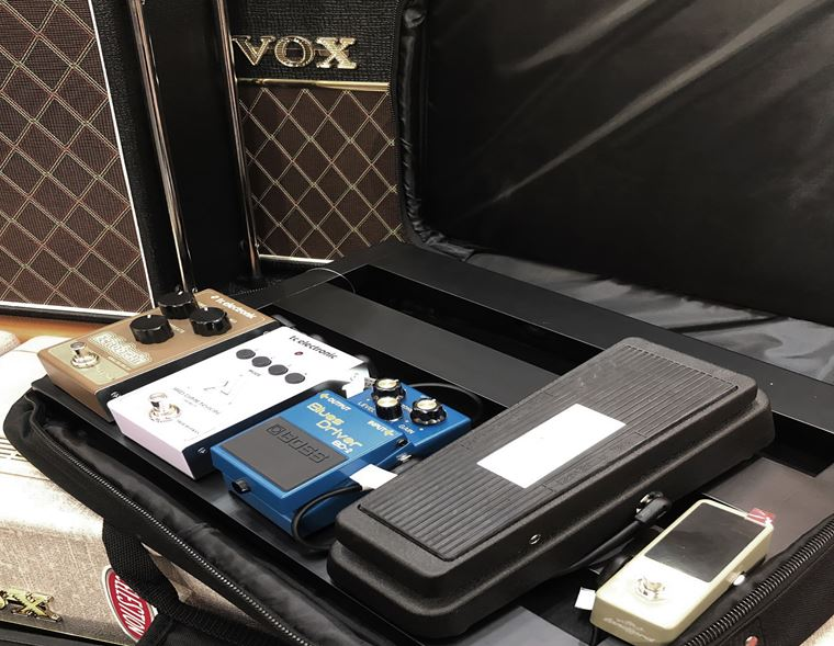 All You Need to Start a Pedal Board