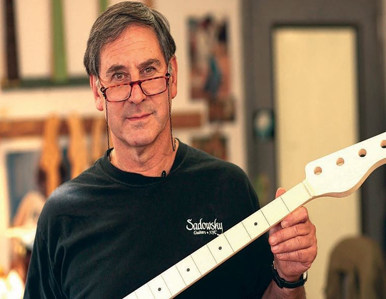 The guitarguitar Interview: Roger Sadowsky