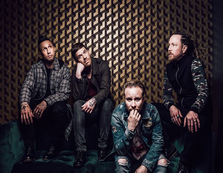 The guitarguitar Interview: Zach Myers from Shinedown