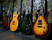 NAMM: Gibson Slash Collection