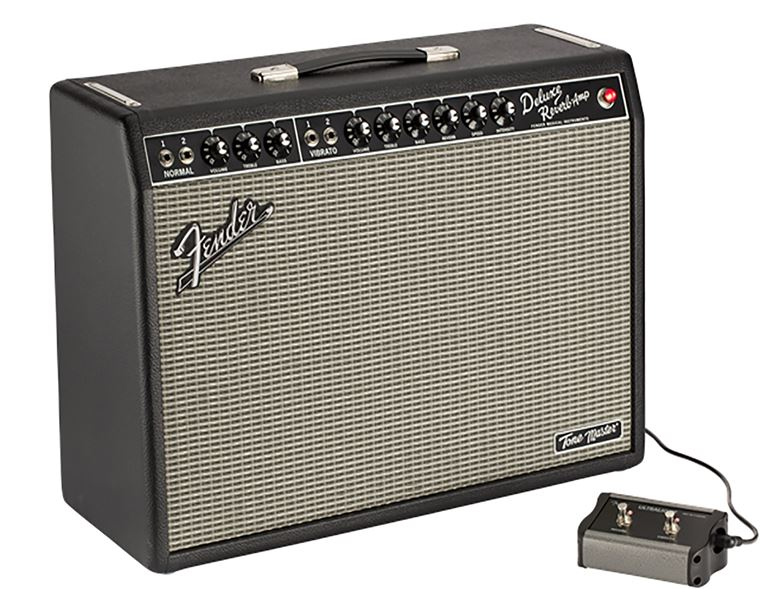 A Closer Look: Fender Tone Master amps!