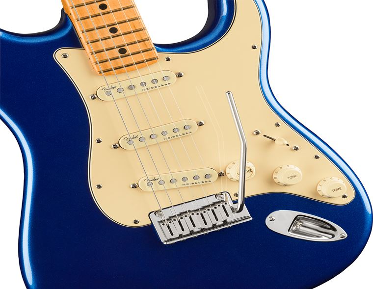 A Closer Look: Fender American Ultra Series