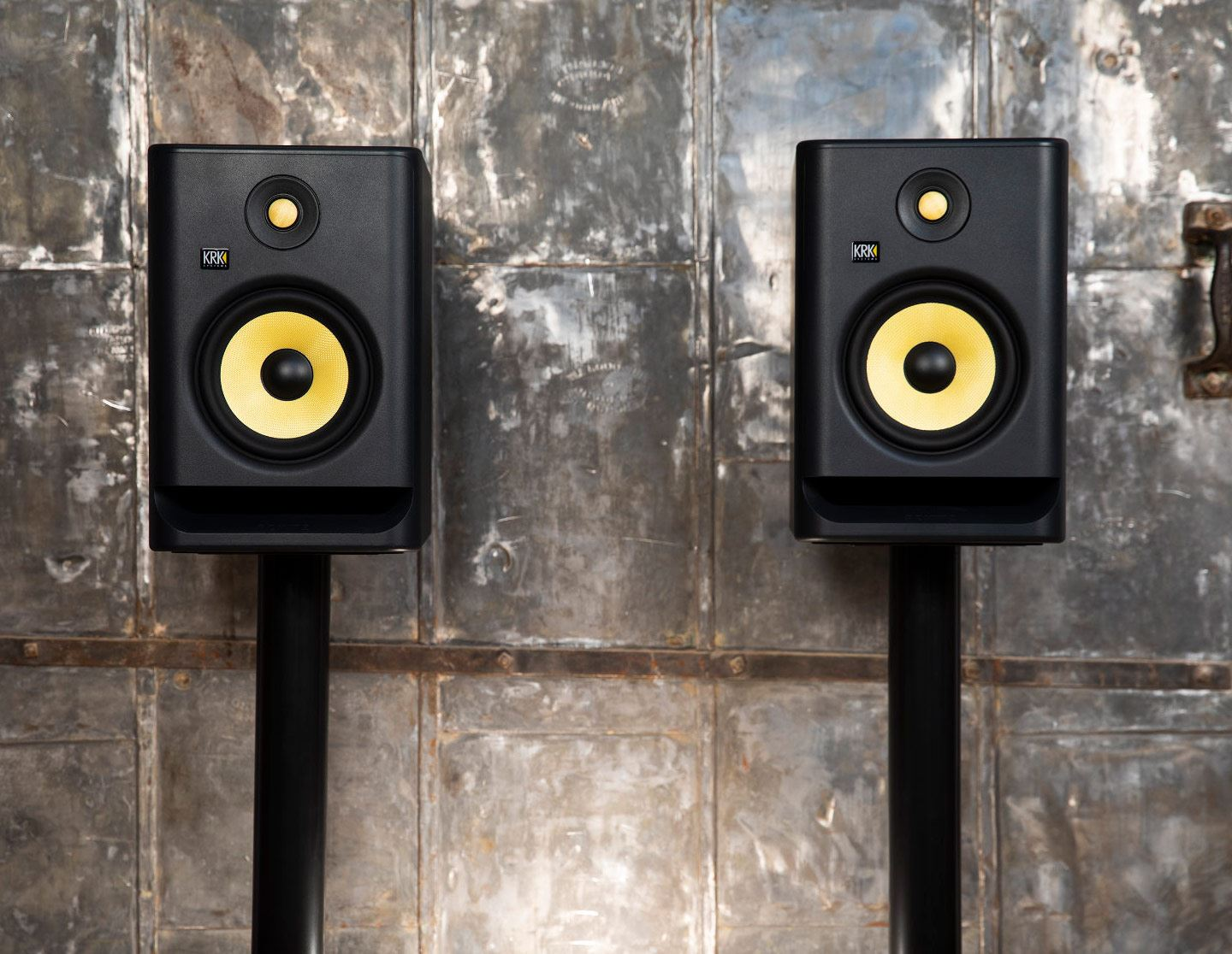 New Releases: KRK Rokit G4 Monitors