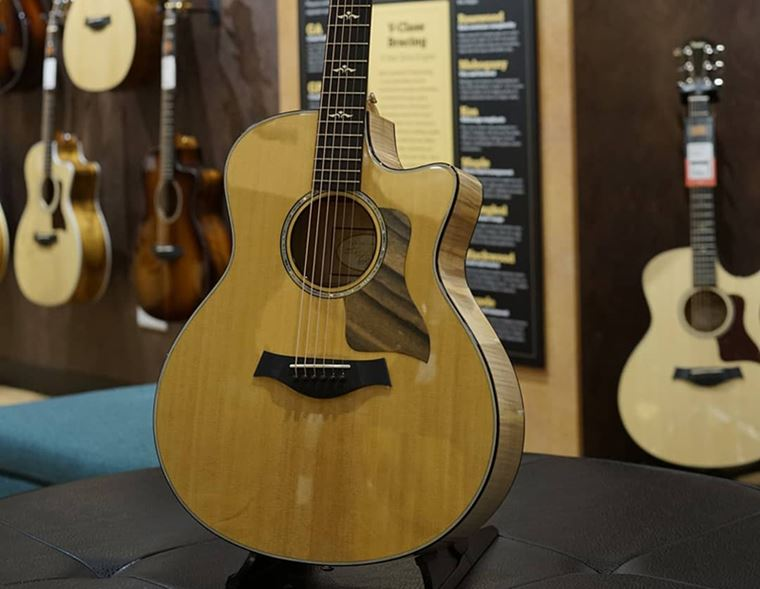 Events: Celebrate Taylor Guitars at Your Local Store!