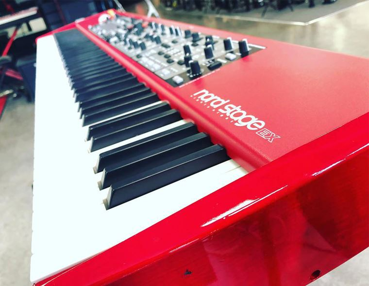 Events: Nord Takeover Day at guitarguitar Glasgow