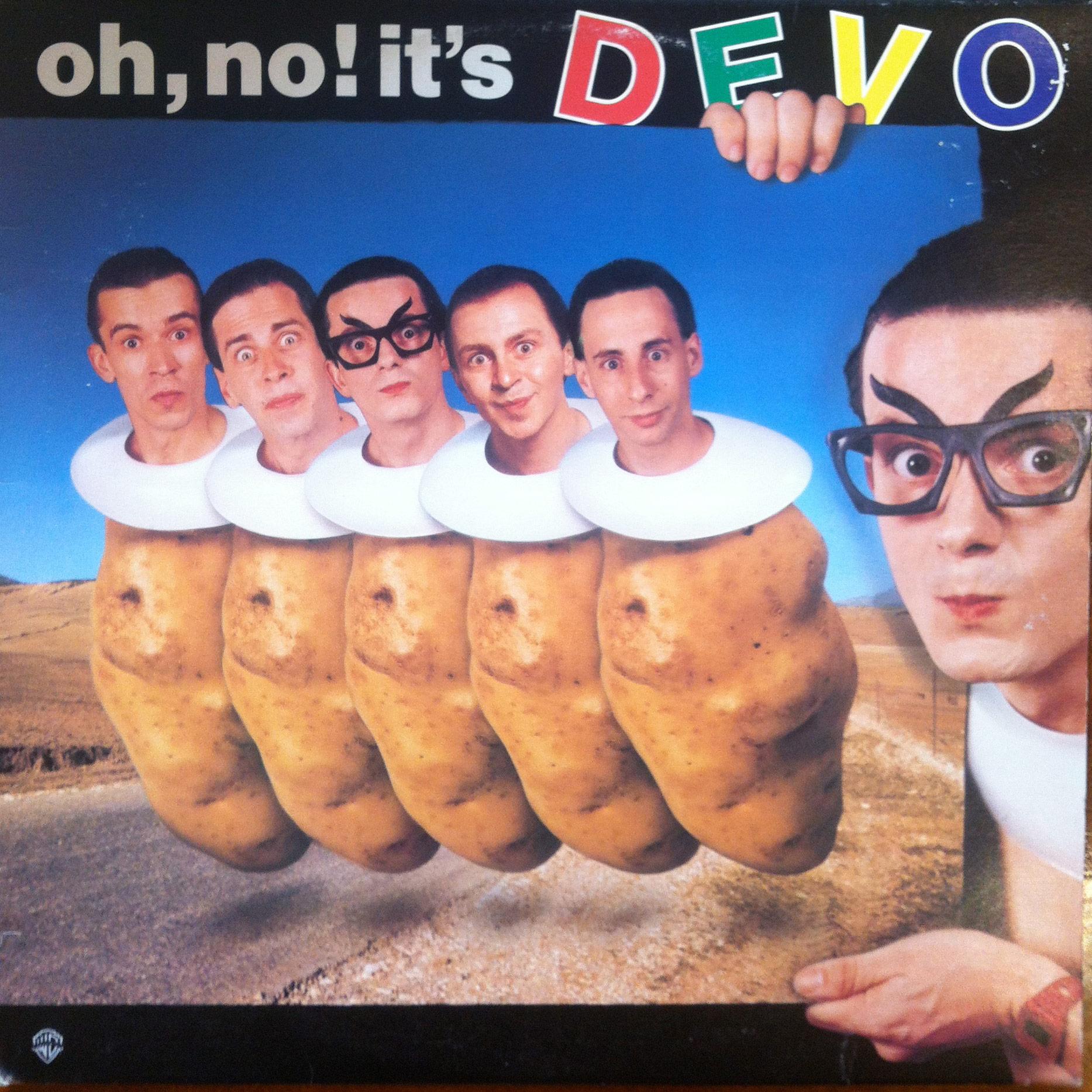 Oh No It's Devo!