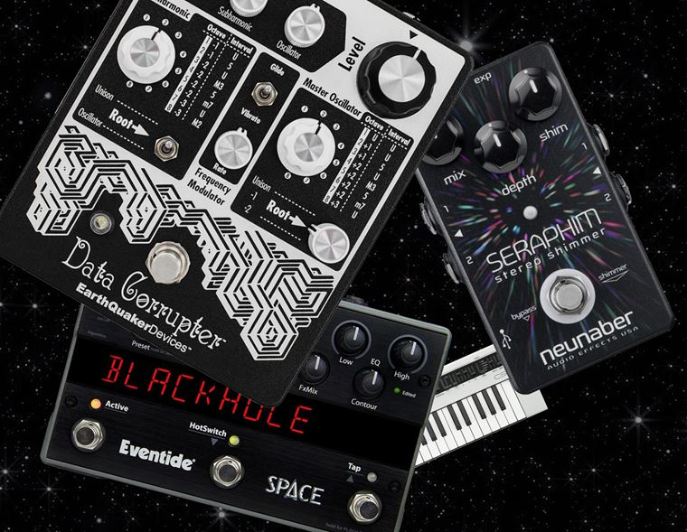 Pedal Week: Our Top 5 Pedals to use With Synthesizers