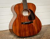 Martin Custom Shop Sinker Mahogany: A Closer Look
