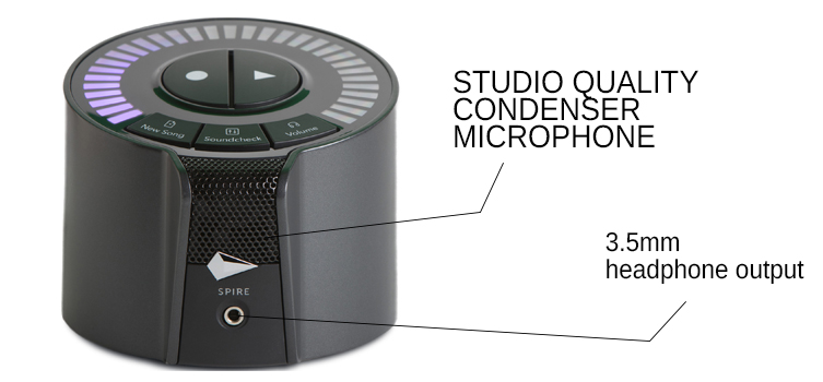 Spire Studio Details