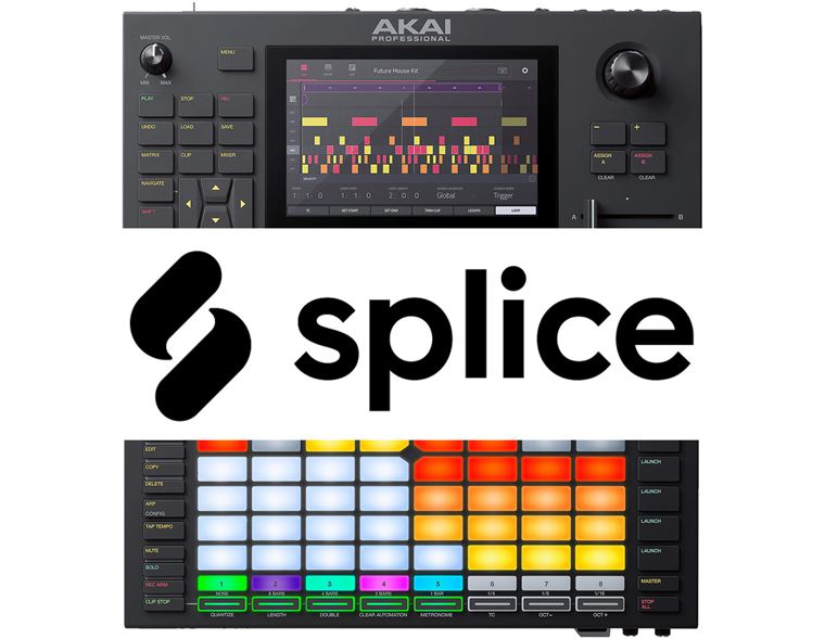 Offers: Free 3 month trial of Splice Sound library for Akai MPC and Force users