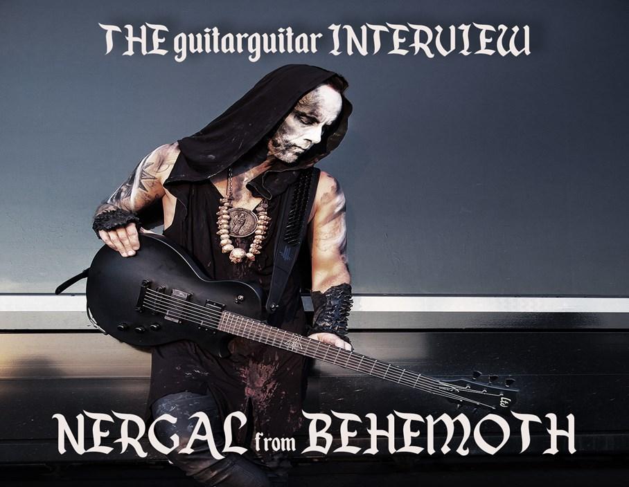 The guitarguitar Interview: Nergal from Behemoth