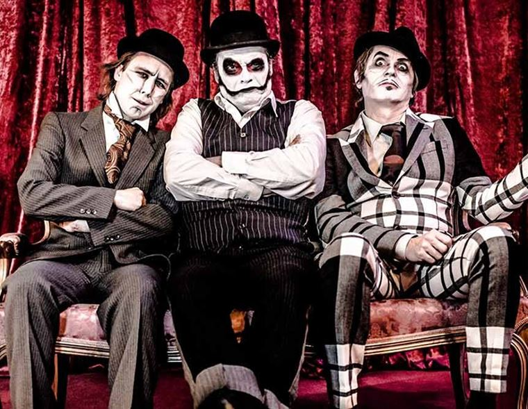 The guitarguitar Interview: Martyn Jacques from The Tiger Lillies