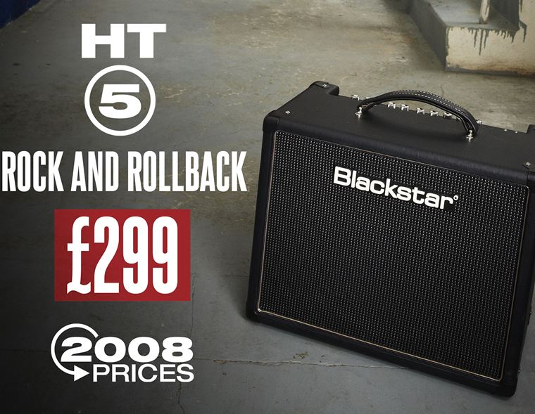 Offer: Blackstar HT-5R only £299!