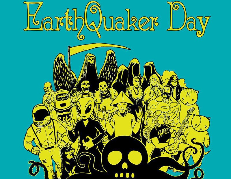 Events: Earthquaker Week at guitarguitar Glasgow - Win a PRS SE