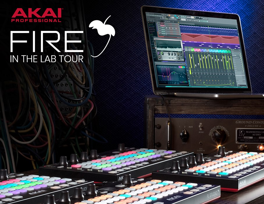 Events: AKAI Fire in the Lab