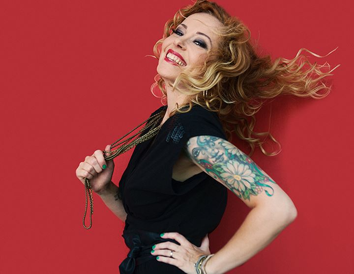 The guitarguitar Interview: Anneke Van Giersbergen