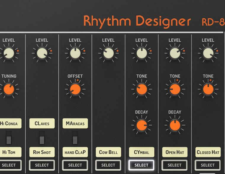A Closer Look: Behringer RD-8