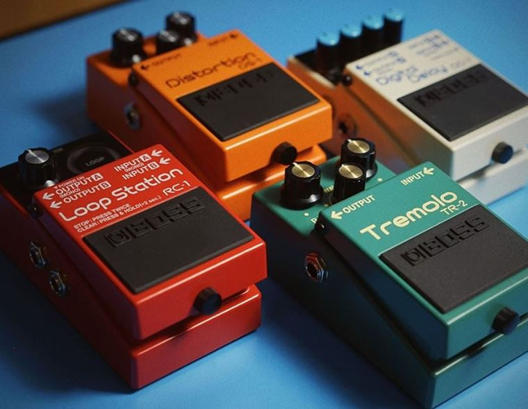 Offers: Buy Two Boss Pedals & Get a FREE PSU & Daisy Chain
