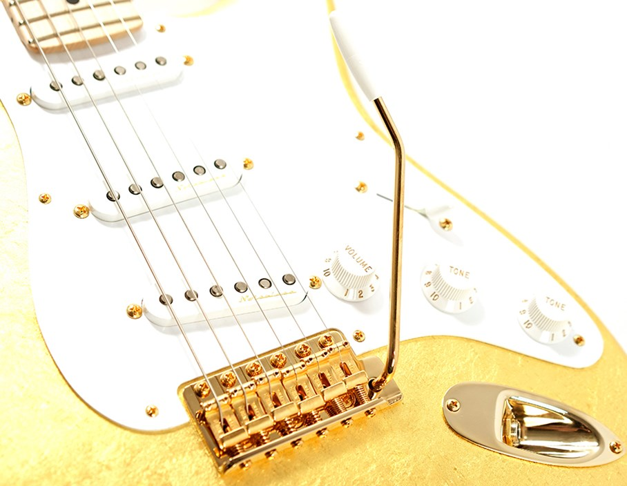 A Closer Look: Fender Custom Shop Eric Clapton Strat Masterbuilt by Todd Krause