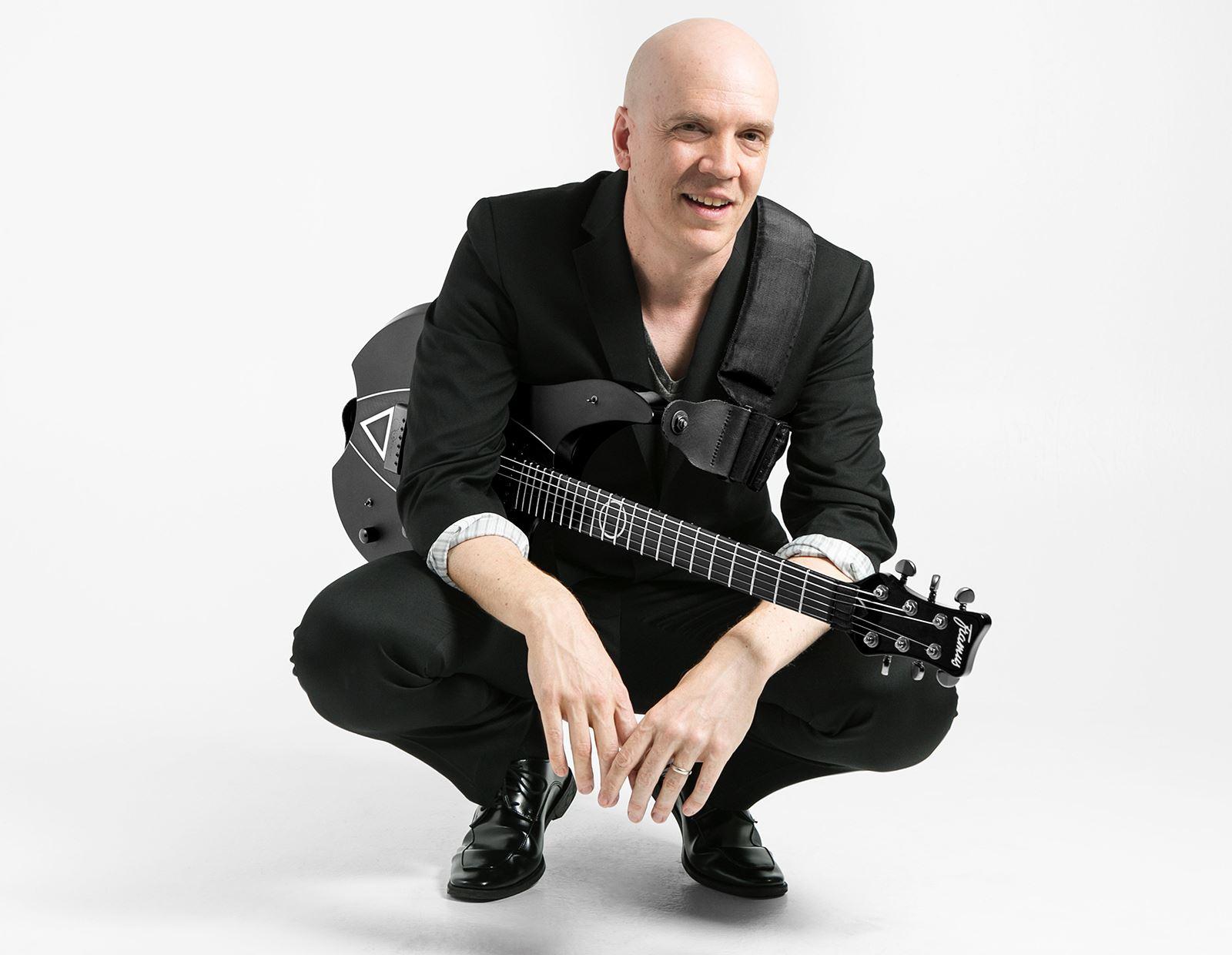 Events: Devin Townsend Clinic at guitarguitar Camden