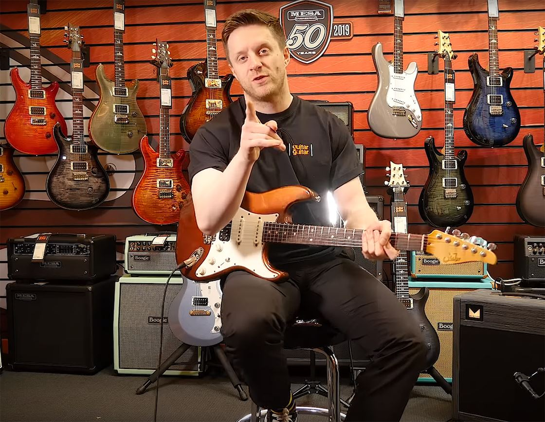 Videos: Your Dream Pedalboard for Under £500
