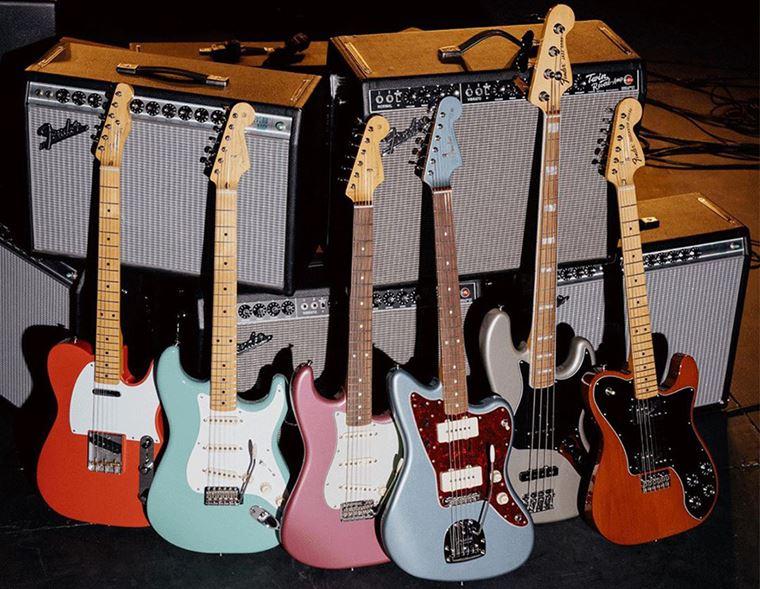 A Closer Look: Fender Vintera Series