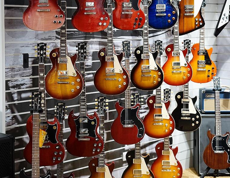 Events: Gibson Demo Day at guitarguitar Newcastle