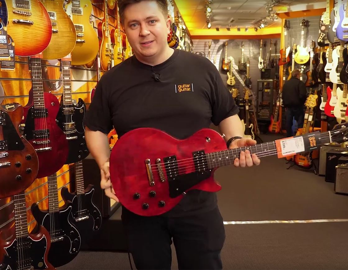 Videos: 5 Awesome Gibson Guitars for Under £1000