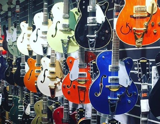 Events: Gretsch Saturdays