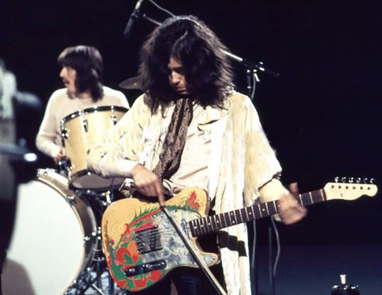 A Closer Look: Fender Jimmy Page Dragon Telecaster