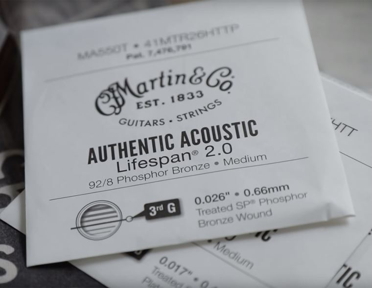 Martin Week: Martin Authentic Acoustic Restring Days