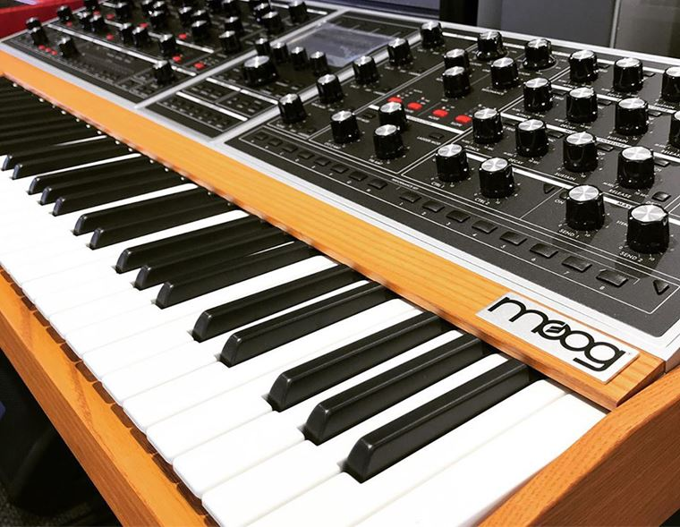 Events: Moog Demo Day at guitarguitar Glasgow