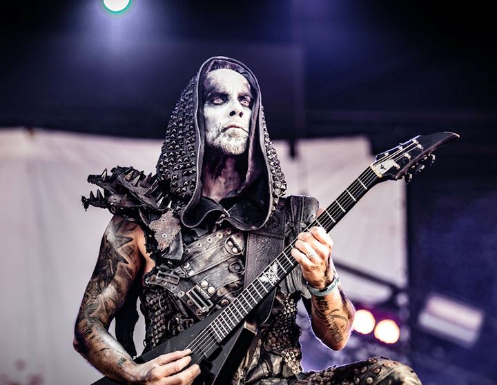 The guitarguitar Interview: Nergal from Behemoth