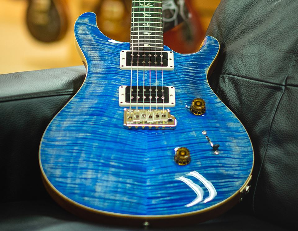Events: PRS VIP Weekend at guitarguitar Newcastle