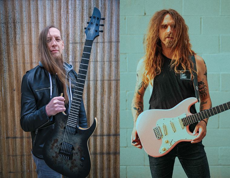 Events: Keith Merrow & Nick Johnston Schecter Clinic