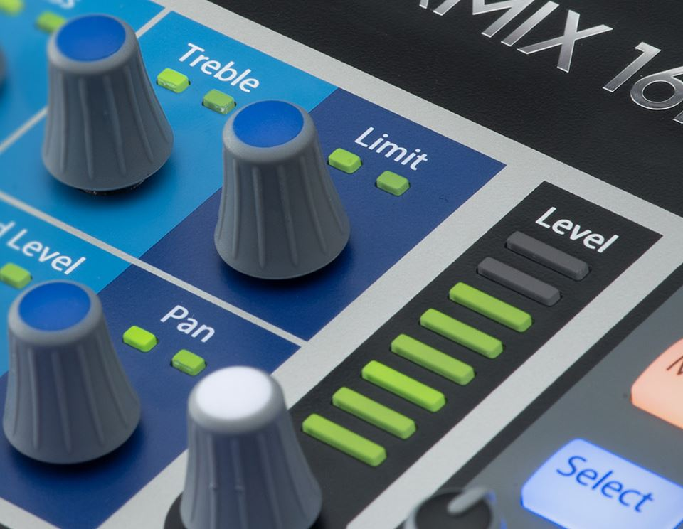 Offers: Free Earmix 16M with Presonus Studiolive Series III Desks