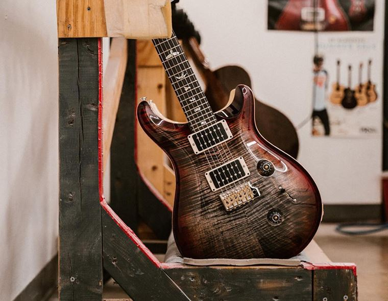 Events: PRS VIP Weekend at guitarguitar Camden