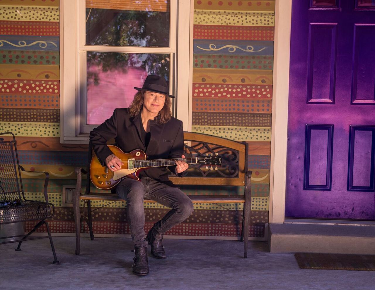 Events: Robben Ford Masterclass at the Caves Edinburgh