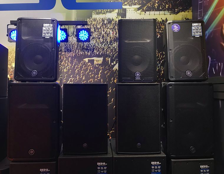 Gigging Week: Yamaha Live Sound Demo Day at guitarguitar Glasgow