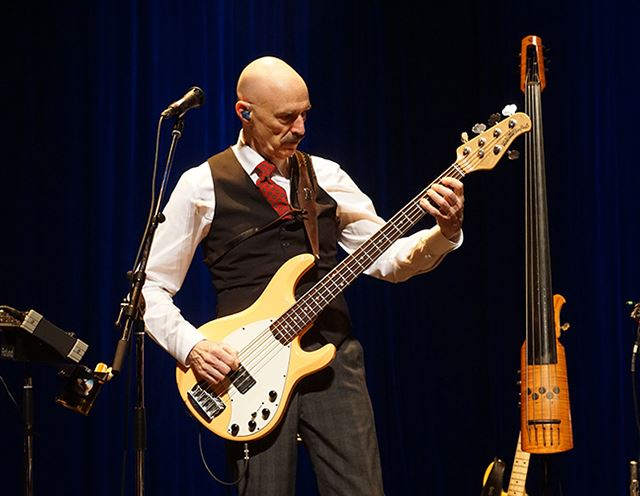 The guitarguitar Interview: Tony Levin