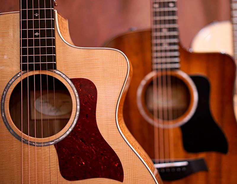 Offers: 24 Months 0% Finance on Taylor Guitars Over £999!