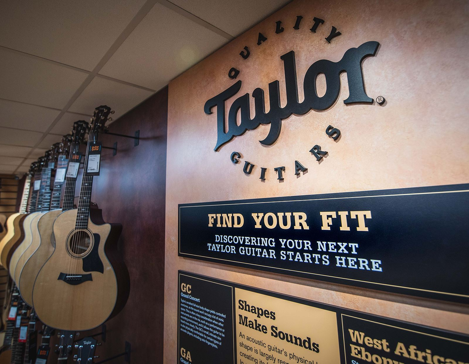 Events: Taylor Takeover Day at guitarguitar Newcastle - WIN a Taylor Academy 10e!