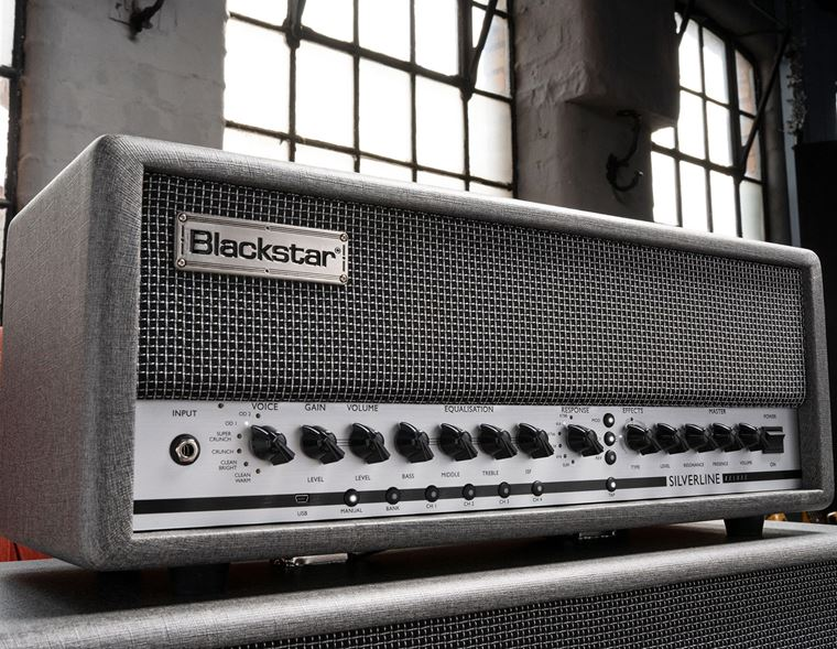 A Closer Look: Blackstar Silverline Series