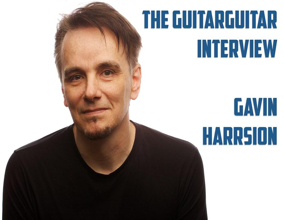 The guitarguitar Interview: Gavin Harrison