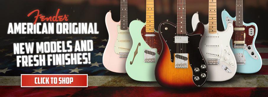 Fender American Original