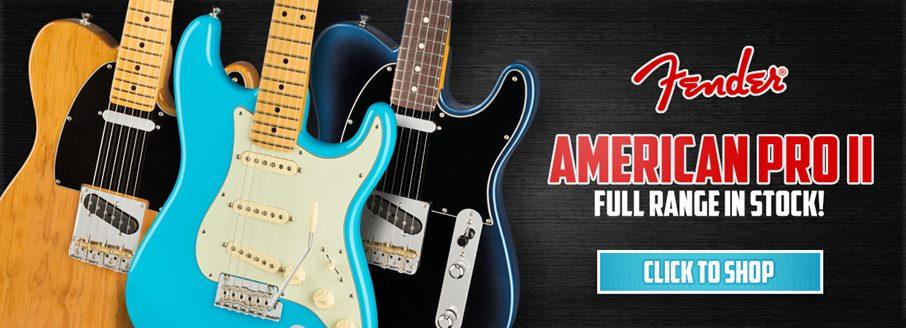 Fender American Pro II