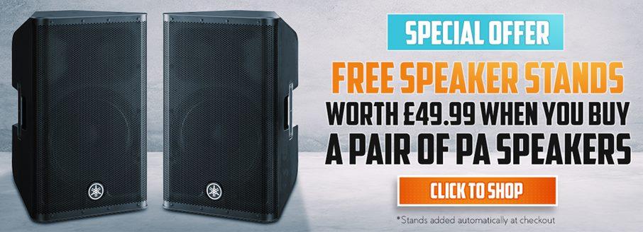 Speaker Offer